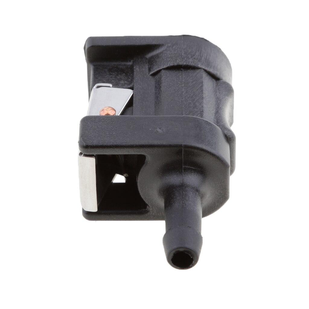 מזגנים 1 יח דלק צינורות / קו מחבר מתאים נקבת 7mm צנרת דלק ימאהה מנועים לסירות מנוע חלף 6Y1-24305-06-00 (5)