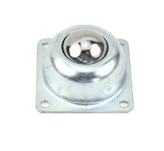 77x77mm Bull's eye round ball wheel caster universal robot hardware transmission ball wheel KF511