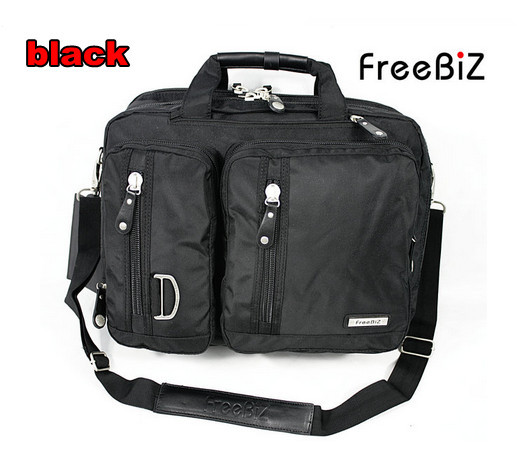 Men Fashion Backpack Freebiz Laptop Bag 14 15 6 17 3 19 Inch Large Capacity Portable Double Shoulder Male Business In Bags Cases From