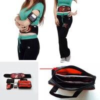 Electric AB Gymnic GYM X2 slimming EMS massager belt exerciser fitness abdominal muscle stimulator trainer fat burner toner