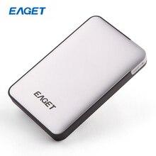EAGET 500G/1T/2T/3T HDD Mobile Hard Drive Disk High Speed USB 3.0 External Enclosure Case Desktop Storage Device