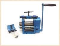 Новые Синий прокатки (4 ролика), ручные изделия прокатки с максимальное раскрытие 10 мм, ювелир инструмент