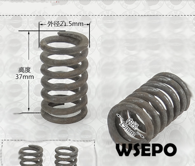 Top Quality! Valve Springs Set for R165/R170 3HP~4H 4 Stroke Small Water Cooled Diesel Engine