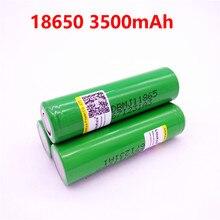 3 unids nueva liitokala para lg mj1 18650 inr18650mj1 inr18650mj1 pilas de ion-litio 3500 mah baterías de descarga 10a