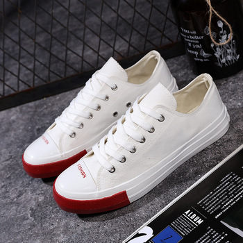 fae64496141 ... de los hombres zapatos casuales zapatos de zapatillas de deporte de  moda de los hombres zapatos de lona masculinos jóvenes calzado de hombre  A789