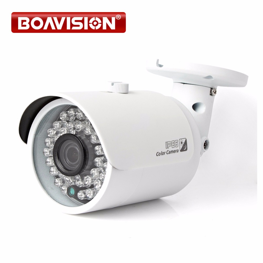 BOAVISION 2MP TVI Camera 1080P Outdoor Waterproof IR 30m Night Vision HDTVI 1.0MP Security CCTV Bullet Camera Work For TVI DVR wistino cctv camera metal housing outdoor use waterproof bullet casing for ip camera hot sale white color cover case