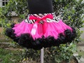 Pettiskirt with Ruffle baby Tutu skirt one piece retail girl skirt Baby Girl ball gown girls tutu ballet skirt PETS-075