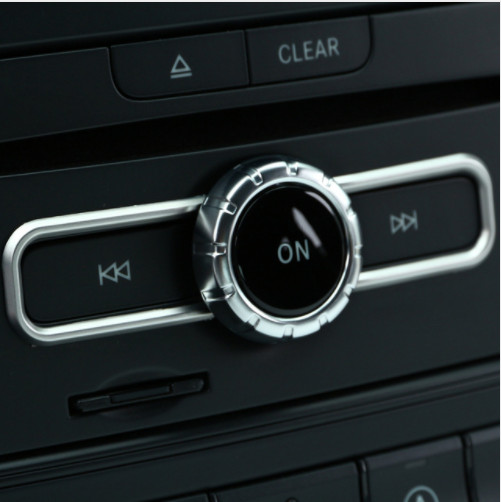 Car Accessories Center Console Speaker Multimedia Button Switch