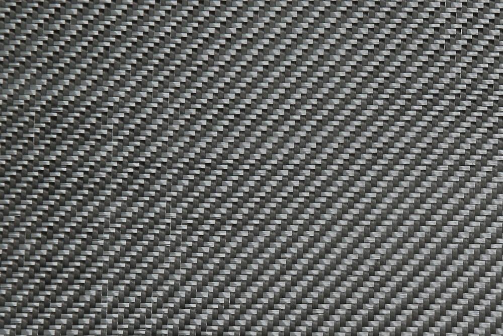 Valódi 3K szénszálas 200gsm szövet / szövet, Twill Weave szövött szövet