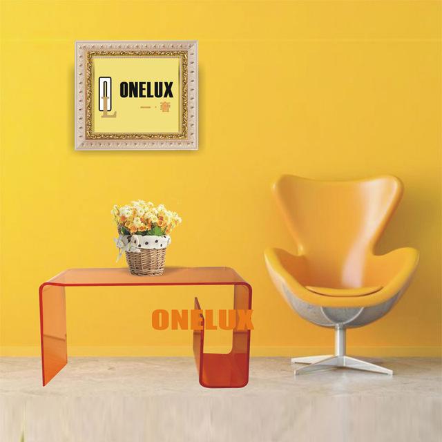 Mesa Lateral de acrílico com Suporte Do Compartimento/Lucite Final Table/Plexiglass Coffee Tea Table/Acrílico Móveis