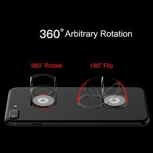 Image 5 - Anel Titular do Telefone Do moblie Para iPhone Xs Max X Samsung S10 Telefone Aperto Dedo Anel Titular Suporte Do Carro Magnética Móvel titular celular