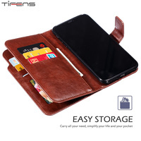 Funda de cuero de lujo para iPhone 5 SE 2020 5s 6 6s 7 8 Plus 13 12 Mini 11 Pro X XR XS Max, billetera con tapa para tarjeta, bolsa para teléfono Coque
