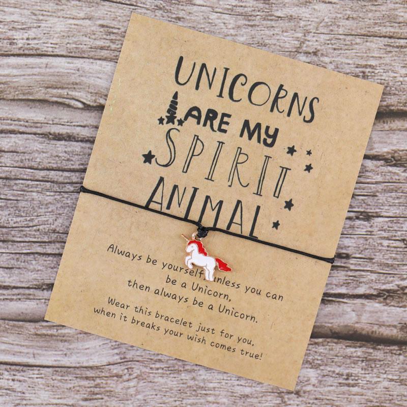 Wish Unicorn Bracelet Unicorns