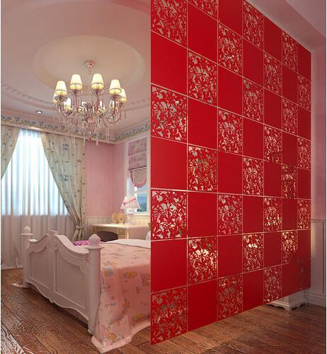 PCS Room Divider Room Partition Wall Room Dividers Partitions - Wall decals divisoria