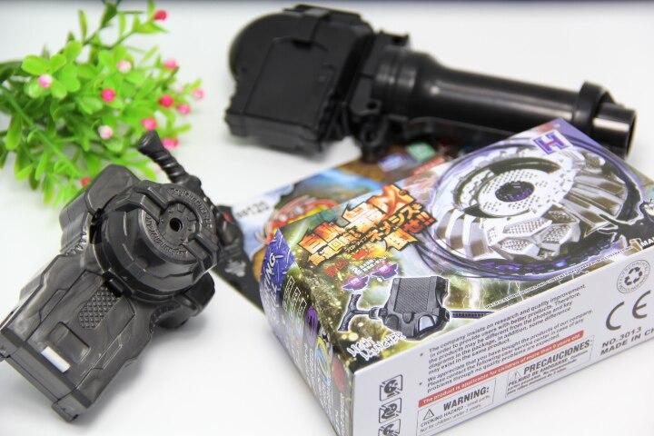 Beyblade Металл Fusion мастера бороться 4D Системы + Launcher BB120 DIABL0 nemensis + L-R Starter Launcher + рукоятка + света Launcher