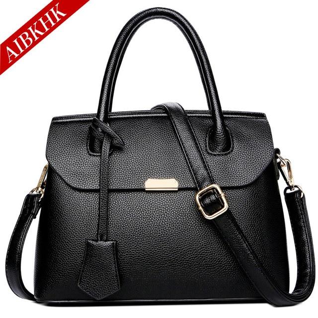 Genuine Leather Handbags Luxury Designer Shoulder Crossbody Bags for Women 2018 Fashion Totes Female Famous Brand Lady Hand Bag