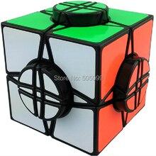 MoYu Yuhu Колесо Времени Magic Cube 2x2 головоломки черный скорости cube 2x2