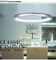 LED Pendant Lights K9 Crystal Light LED Modern Living Room Dining Room Kitchen Study Room Office