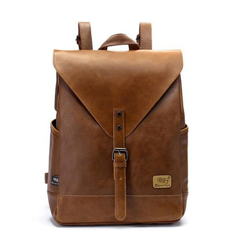 2018 New Women Men Fashion Backpack Travel Backpack Mochilas School Male Leather Business Bag Large Laptop Shopping Travel Bag 2017 hot men backpack male travel backpack mochilas school mens genuine leather business bag large laptop shopping travel bag