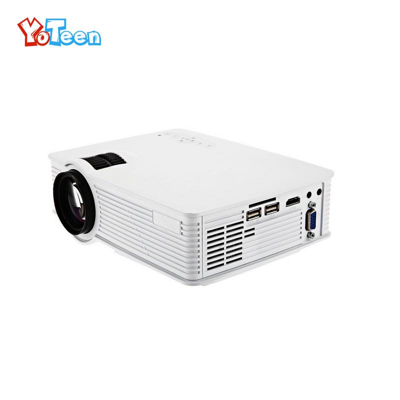 Prix pour YOTEEN GP9 1000 Lumens LED Projecteur Full HD 1080 P Portable USB Vidéo Film Home Cinéma Mini Projecteur Beamer GP-9 projecteurs