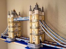 New LEPIN 17004 4295pcs London bridge Model Building Kits Minifigures Brick Toys Compatible Gift