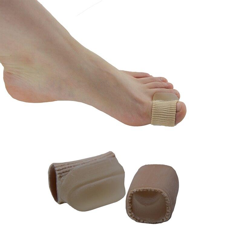 1pcs Toe Separator Hallux Valgus Korrektion Foot Care Tool Gel - Hudvårdsverktyg