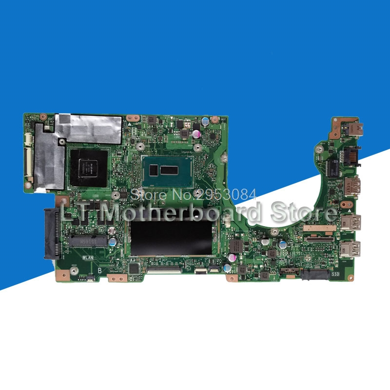 K501LX GTX950M For ASUS K501L K501LB K501LN A501L motherboard with i3-5005U 4G RAM Integrated graphics card DDR3 USB3.0 S-4