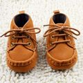 Baby shoes lovely soft sneakers boys girls infant toddler crib 3 sizes 0-18 months