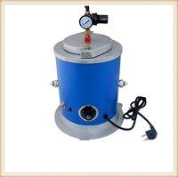 Круглый вакуум Воск инжектор ювелир инструмент goldsmith давление воздуха ювелирные инструменты и оборудование