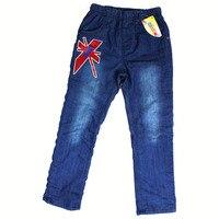 Boy S Jeans Denim Winter Trousers Kids Pants Children S Wear 2014 Free Shipping