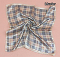 wholesale scarves Silk Square Scarf Women Fashion Brand High Quality Imitated Silk Chiffon Scarves Shawl Hijab 20pcs/lot
