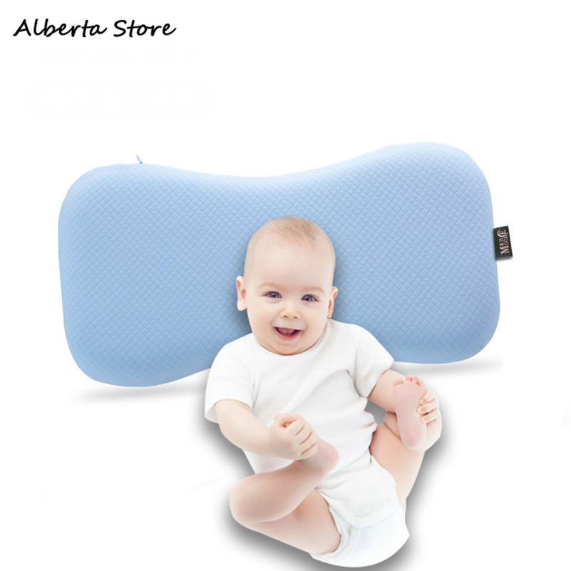 Memory Pillow Slow Rebound Memory Cotton Pillow Pillow Core Extended Infant Pillow For Children Aged 0 3 6years old