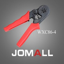 Купить с кэшбэком WXC86-4 crimping tool crimping plier 2 multi tool tools hands Mini-Type Self-Adjustable Crimping Plier