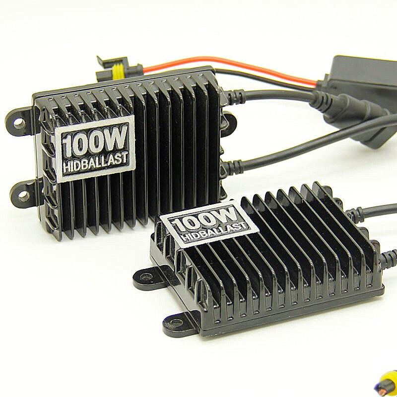 Conjunto 100w Xenon H7 1 H1 H11