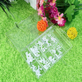 U119 100PCS White False French Nail Tips Acrylic DIY Nail Art