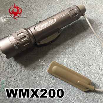 Night Evolution Airsoft L-3 Insight WMX200 Tactical Weapon With IR Light NE 04014 - DISCOUNT ITEM  9% OFF All Category