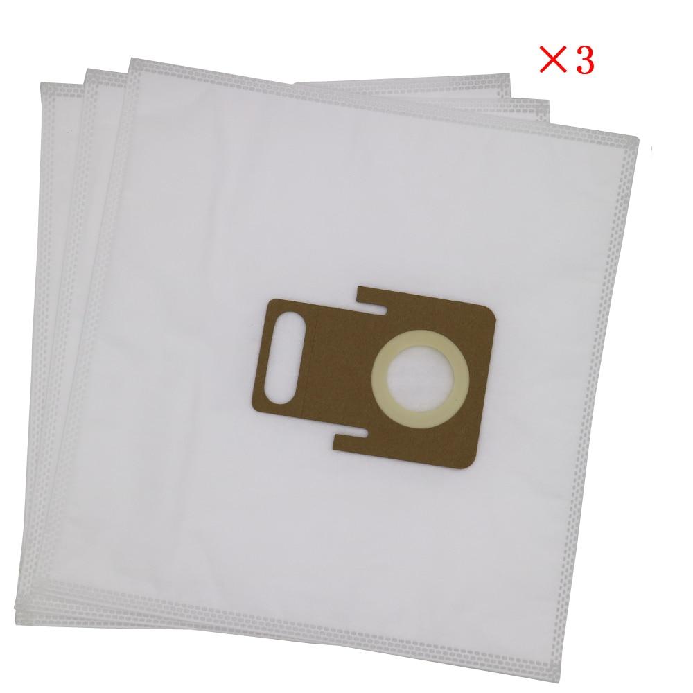 3pcs/lot Vacuum Cleaner Bags For Thomas Anti Allergy Aqua THOMAS PET & THOMAS MULTICLEAN X7 Aqua FAMILY Aqua Thomas Pantner