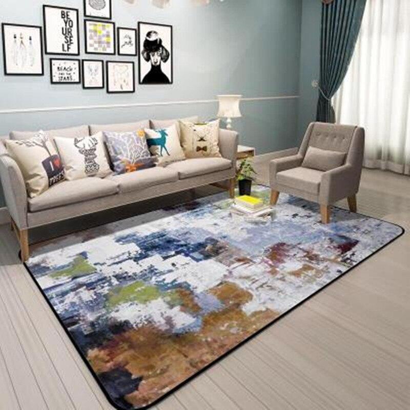 190*280 cm grande Surface Rectangle Tapis Pour Salon Chambre Tapis Porte tapis De Chevet Table Basse Tapis Doux non-slip Tapete