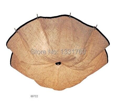 affordable fabulous italie celestia parachute tissu plafond grande taille plafond clairage salle manger salon plafond lampe with taille salon salle a manger