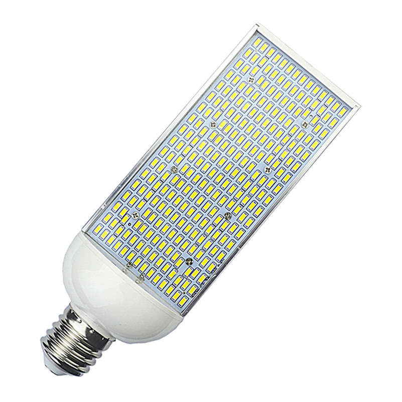 купить E40 E27 led lighting light 70W 100W 150W Corn Bulb E26 E39 Energy saving 85-265V AC Warm Cold White high power Aluminu Lamp 2Pcs недорого