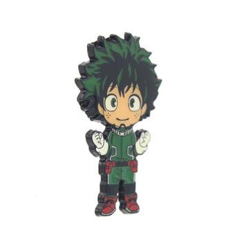 Брошки героев аниме Моя геройская академия 1