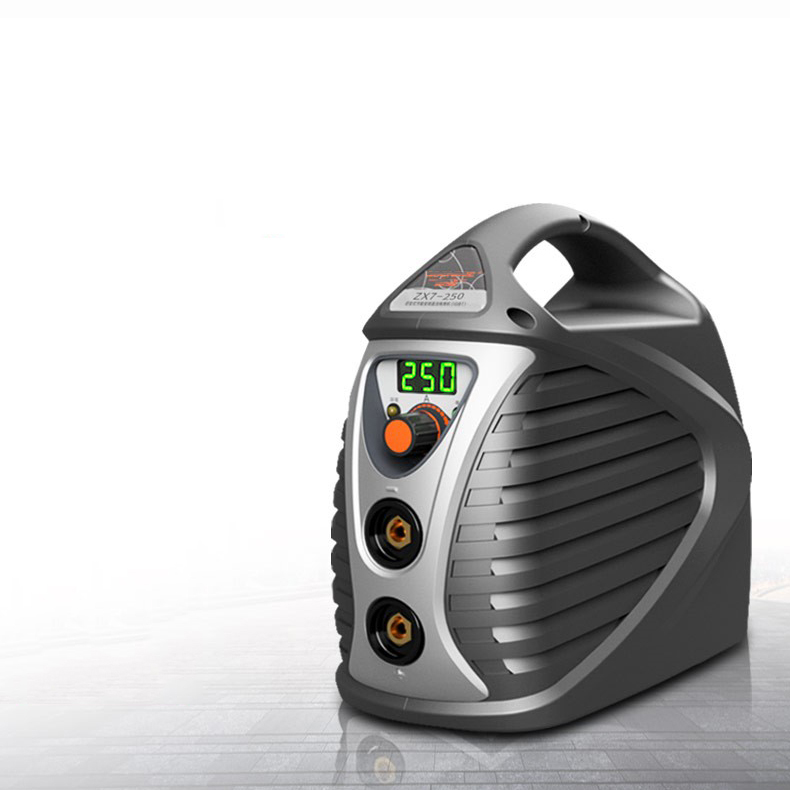 Digital Smart Mini Welding Machine 250A Handheld Inverter AC220V MMA ARC Welder IGBT Weld Home Devices
