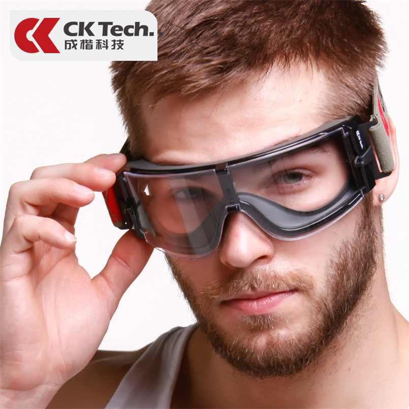 CK Tech. Men Army Safety Goggles Anti Fog CS Tactical Eyeglasses Anti shock Military Shooting Protective Security Glasses