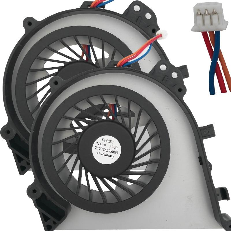 New CPU Cooling FAN for SONY SVE14 SVE14A16ECP SVE14AA12T E14 UDQFLZR26CF0