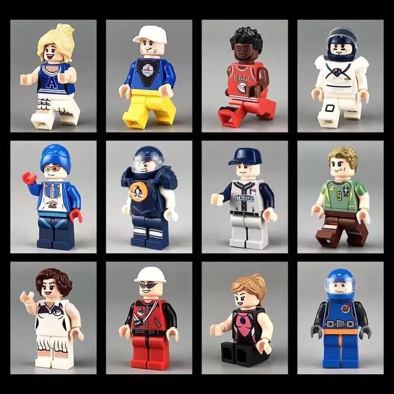 Building, Toys, For, Gifts, Mini, Ninjago