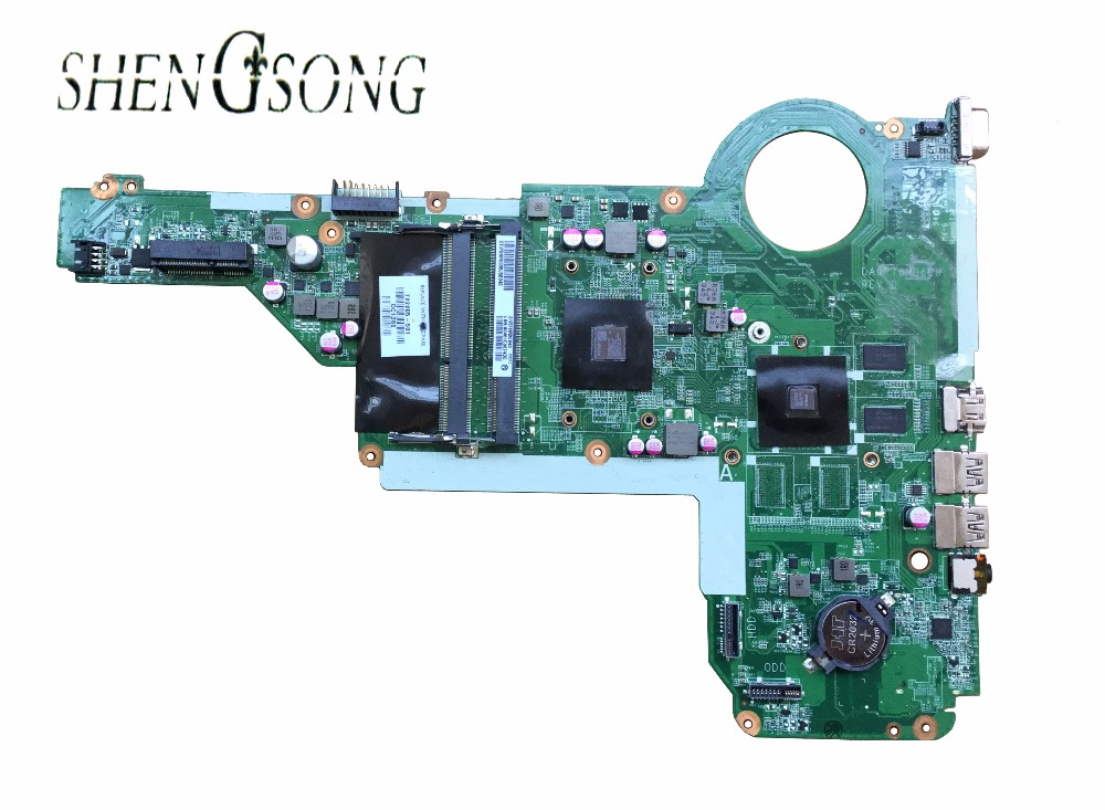 Free Shipping 747002-501 747002-001 FOR HP 17-E 17Z-E 15-E series Laptop Motherboard DA0R76MB6D0 REV:D A4-5000 CPU 100% tested 744009 501 744009 001 for hp probook 640 g1 650 g1 motherboard socket 947 hm87 ddr3l tested working