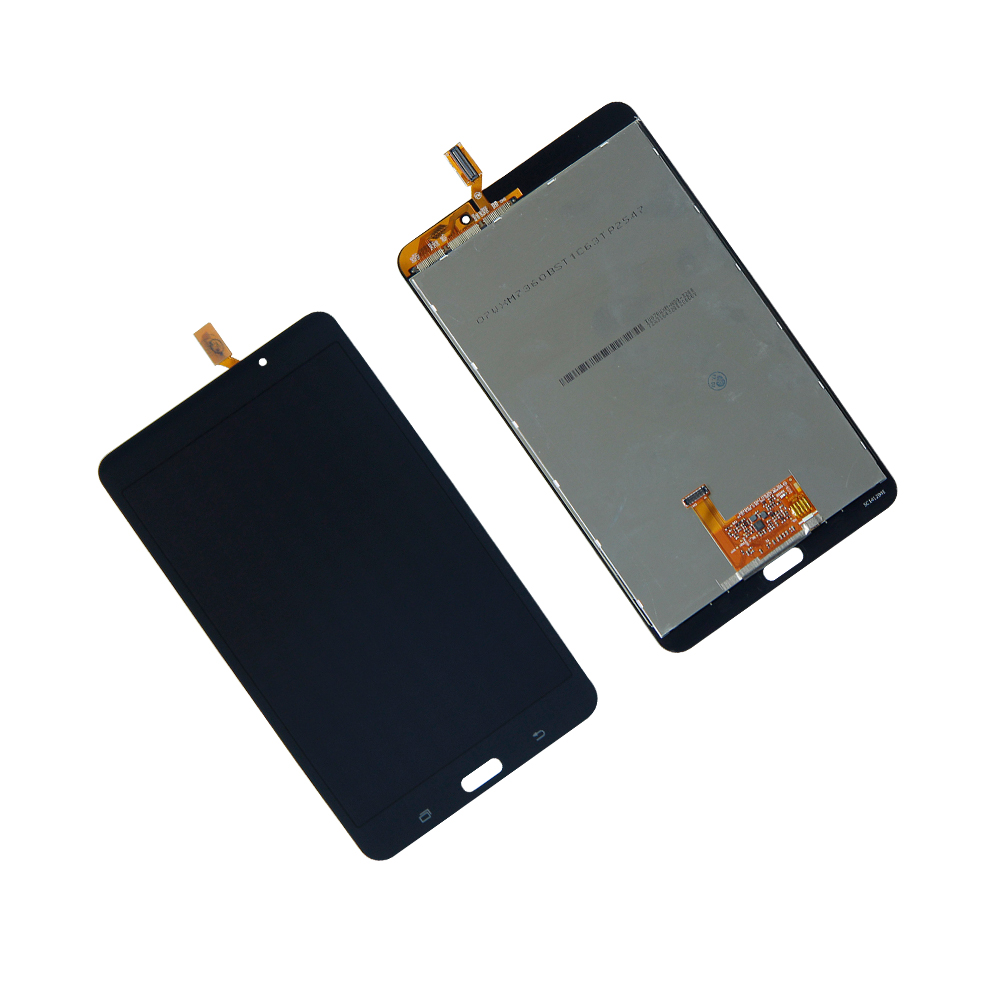 Touch Screen Digitizer Panel LCD Display For Samsung Galaxy Tab 4 SM-T230 TouchScreen Assembly Tablet Panel Repair Parts lcd display touch screen digitizer assembly replacements for samsung galaxy tab e t560 sm t560nu 9 6 free shipping