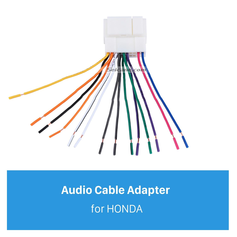 Aliexpress Com   Buy Seicane Wiring Harness Adapter Audio