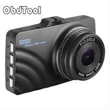 Mini Car DVR 1080P 3.0 INCH Night Vision Dash Cam Recorder Lens Car Camera H60 Auto Camcord