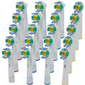 16 PCS Electric Tooth brush Heads Replacement F Braun Oral B Floss EB-18A Action